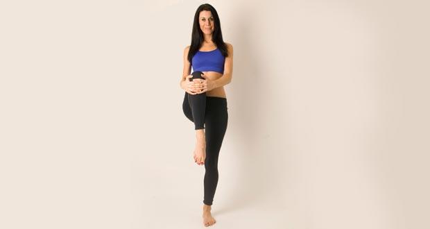 One-leg-standing-balance