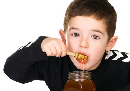 honey-with-kid